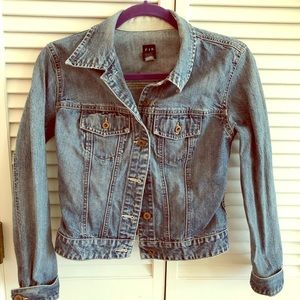 Gap size small jean jacket